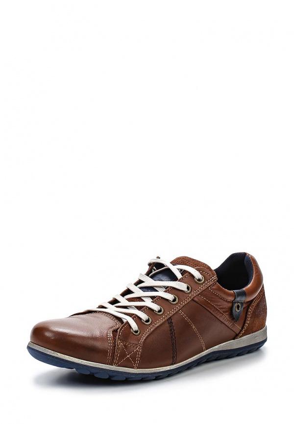 Кеды s.Oliver 5-5-13610-24 коричневые