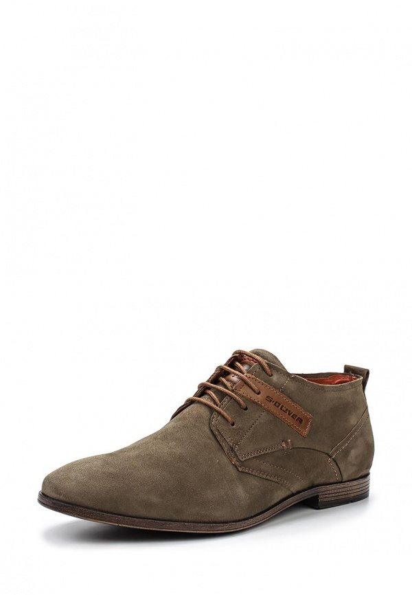 Ботинки s.Oliver 5-5-15101-24 хаки