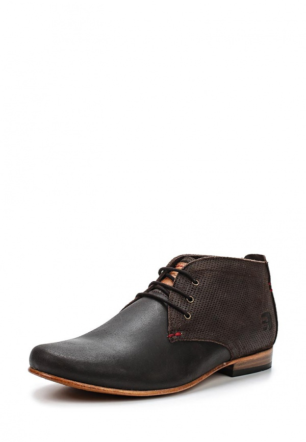 Ботинки s.Oliver 5-5-15103-24 коричневые