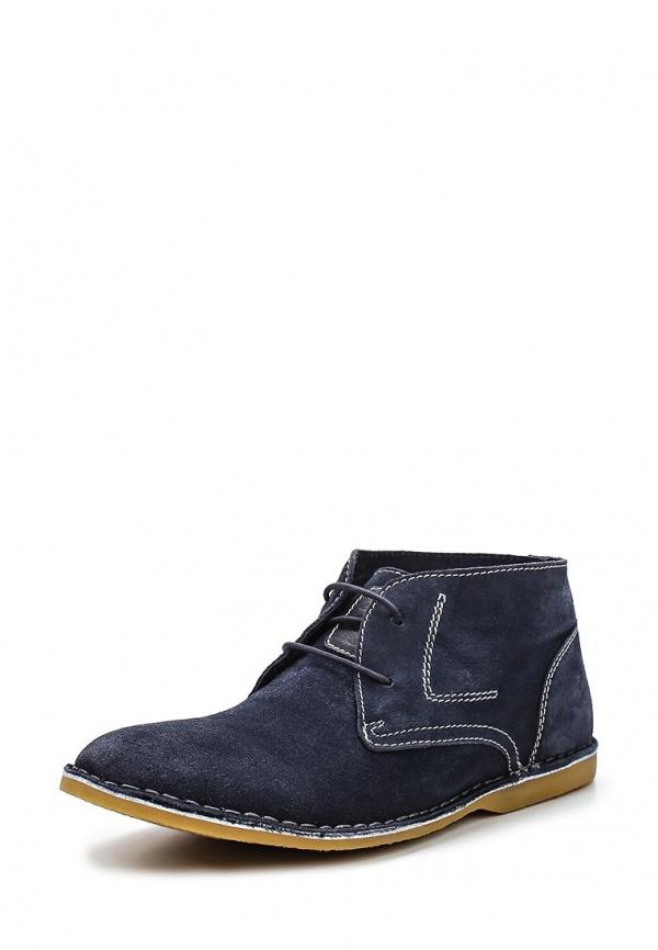 Ботинки s.Oliver 5-5-15204-24 синие