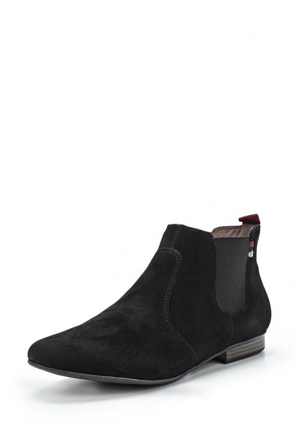 Ботинки Tamaris 1-1-25315-24-007 чёрные