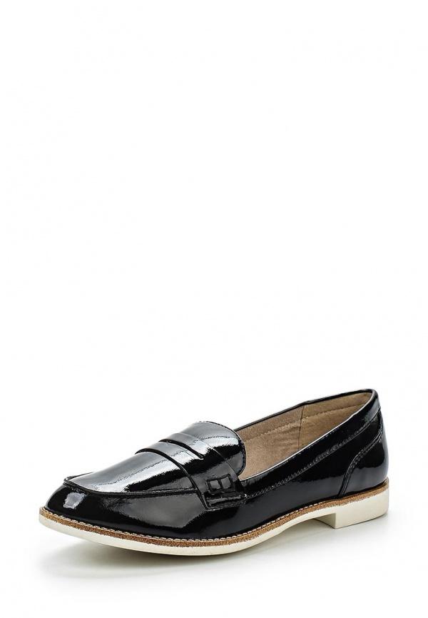 Туфли Tamaris 1-1-24205-24-018 чёрные