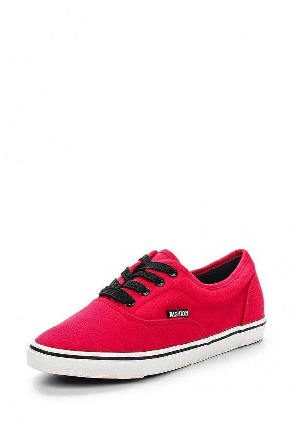 Кеды Max Shoes 10-6 красные