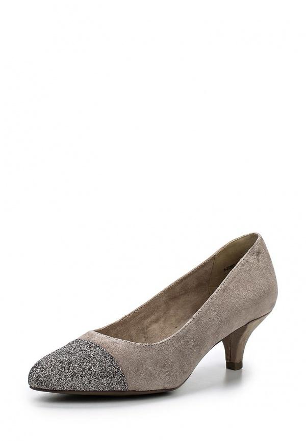 Туфли s.Oliver 5-5-22302-24 бежевые