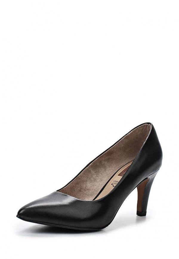 Туфли s.Oliver 5-5-22408-24 чёрные