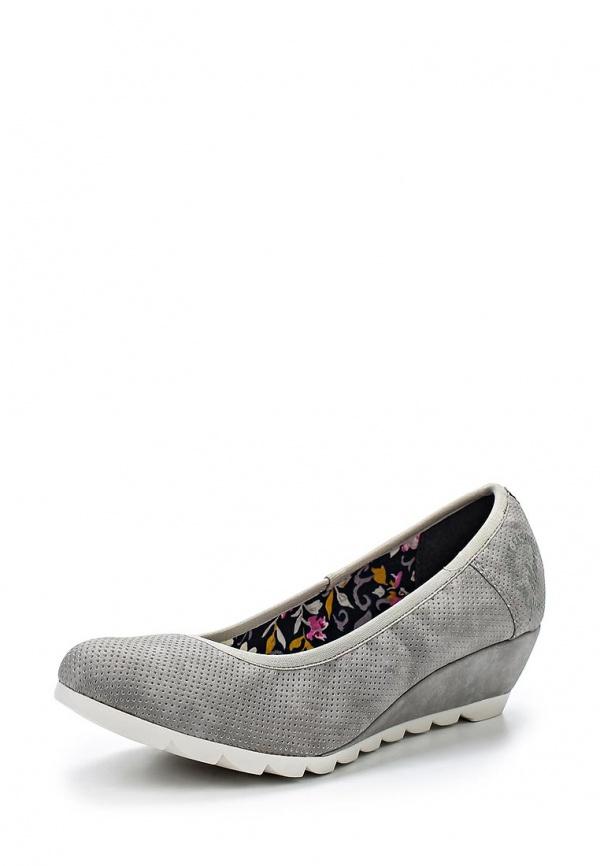 Туфли s.Oliver 5-5-22303-24 серые