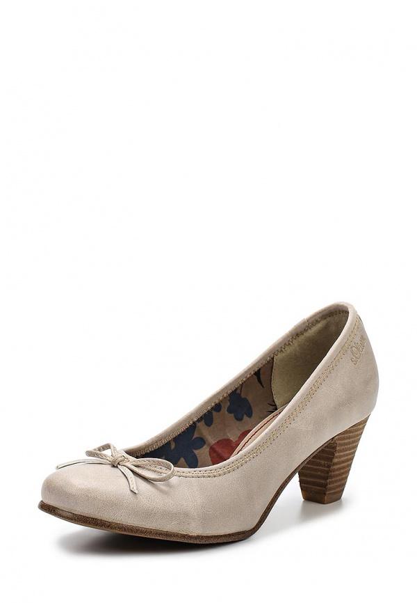 Туфли s.Oliver 5-5-22401-24 бежевые