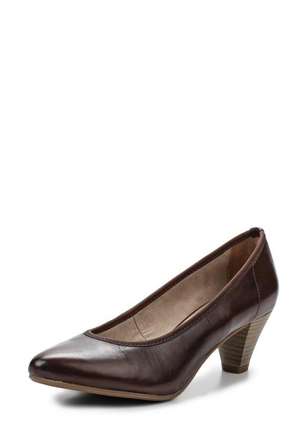 Туфли s.Oliver 5-5-22403-24 коричневые