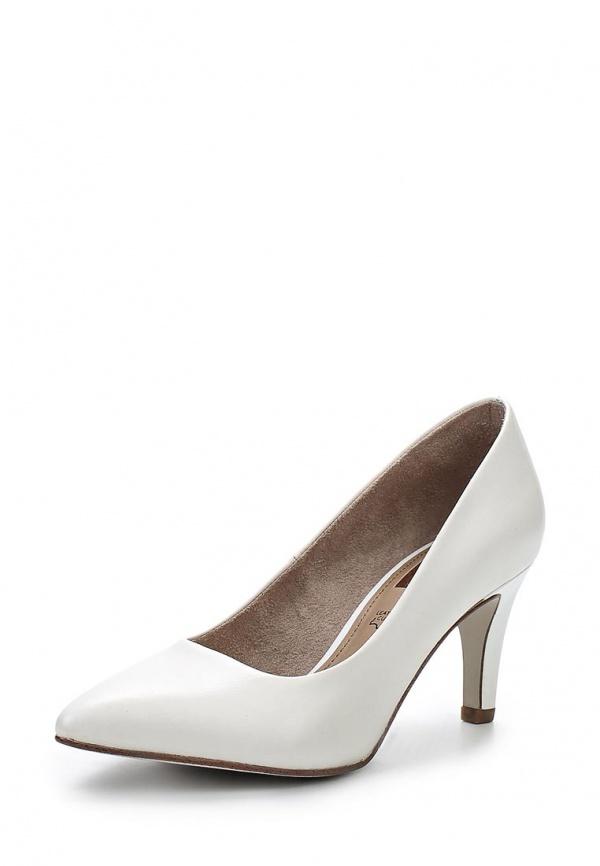 Туфли s.Oliver 5-5-22408-24 белые