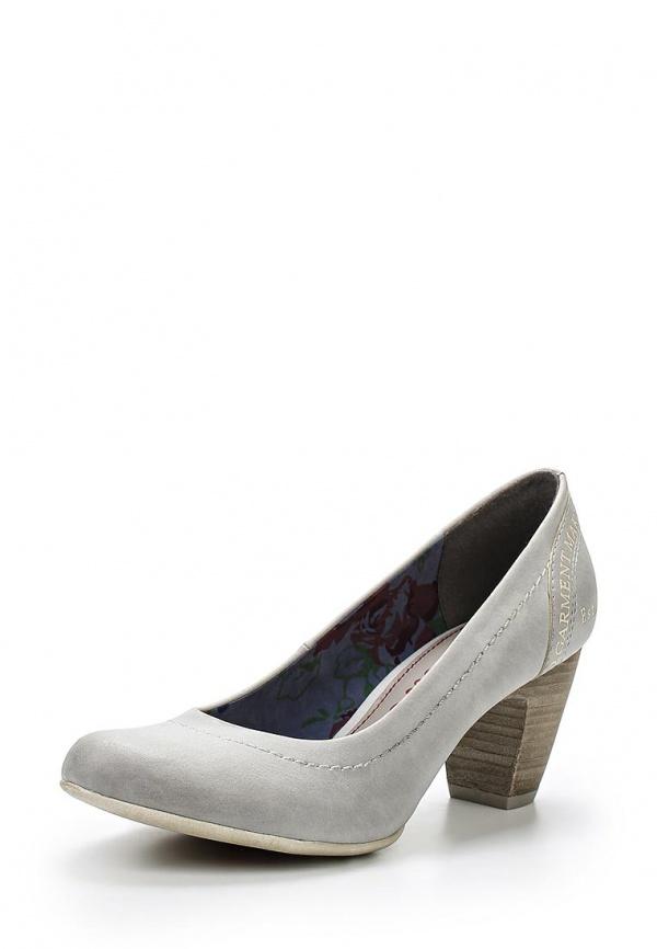 Туфли s.Oliver 5-5-22404-34 серые