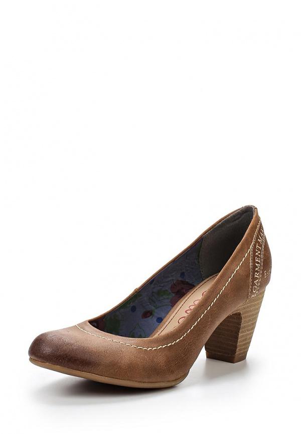 Туфли s.Oliver 5-5-22404-34 коричневые