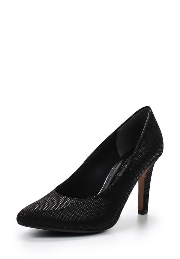 Туфли s.Oliver 5-5-22417-24 чёрные