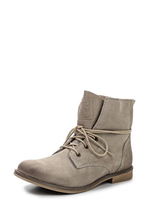 Ботинки s.Oliver 5-5-25203-24 бежевые