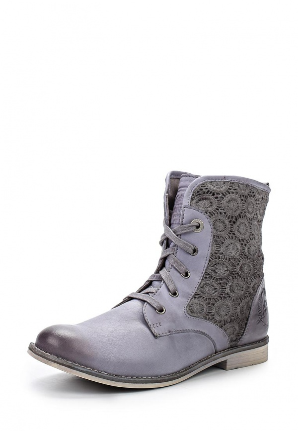 Ботинки s.Oliver 5-5-25201-34 серые