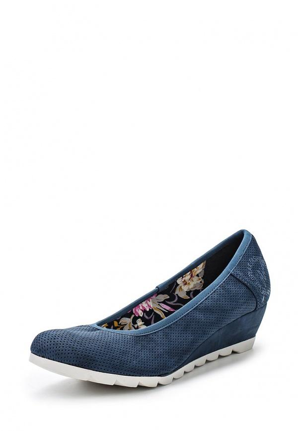 Туфли s.Oliver 5-5-22303-24 синие