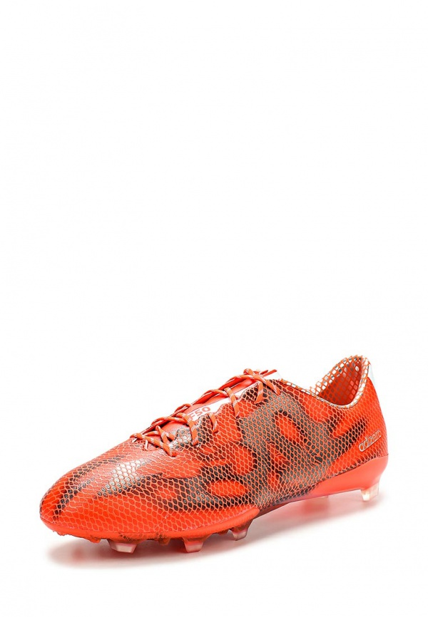 Бутсы adidas Performance B34853 красные