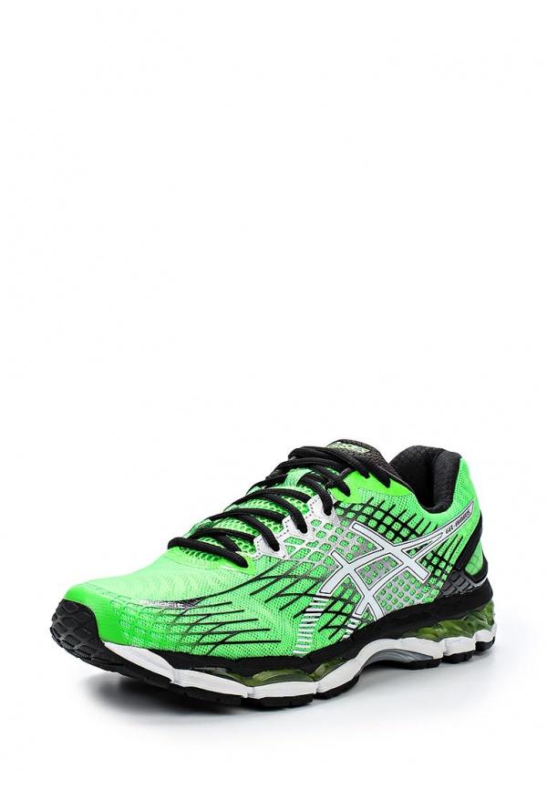 Кроссовки Asics T507N зеленые