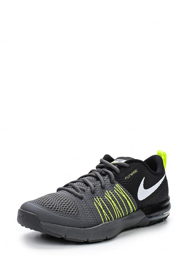 Кроссовки Nike 705353-070 серые, чёрные