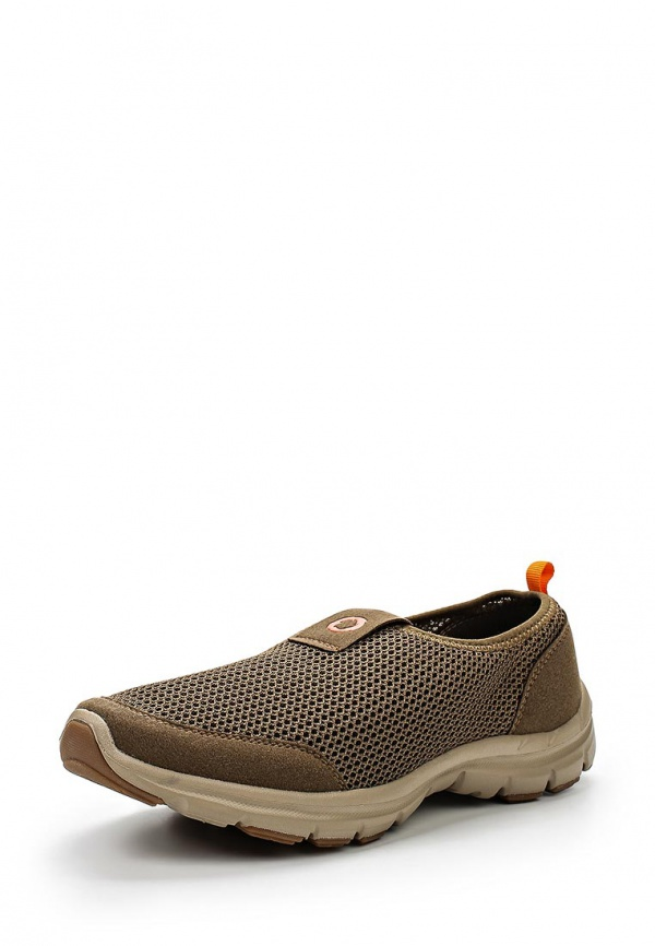 Кроссовки TORDIS 504-01-01-02 коричневые