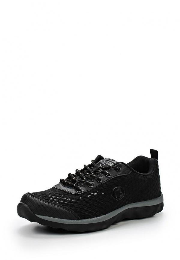 Кроссовки TORDIS 518-16-01-01 чёрные