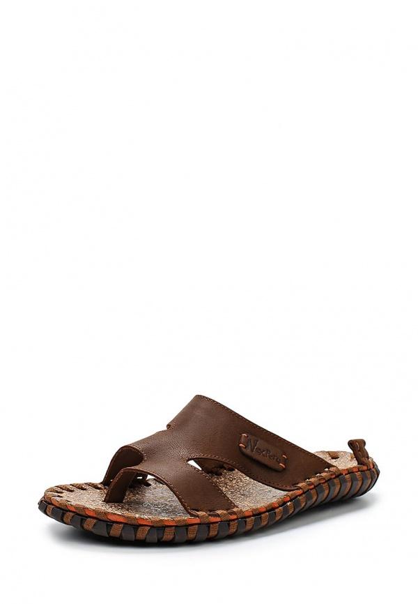 Сабо NexPero 1311-01-10-03 коричневые