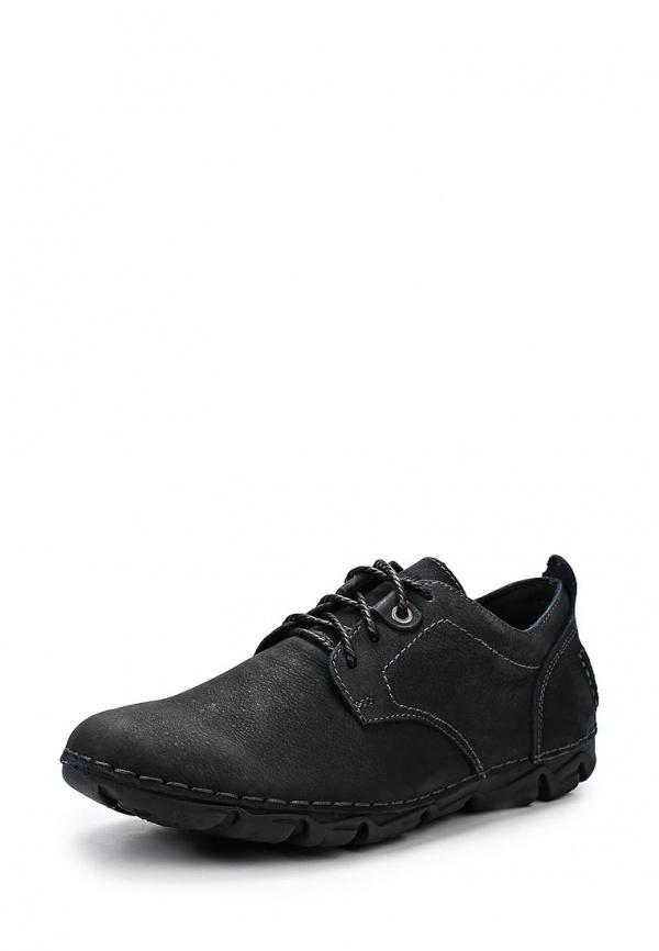 Туфли SHOIBERG 301-97-01-01 чёрные