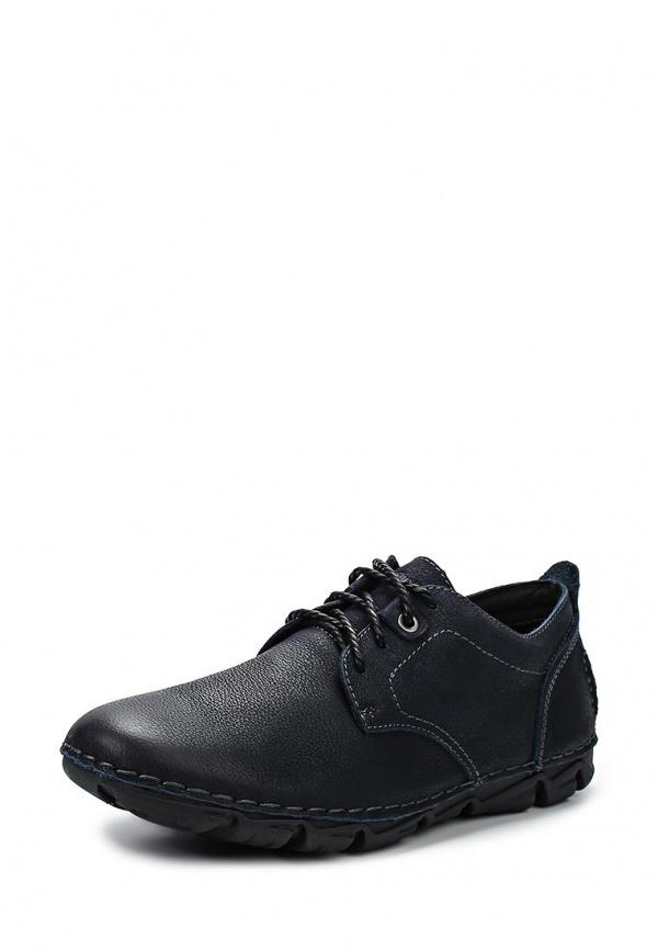 Туфли SHOIBERG 301-97-01-16 синие