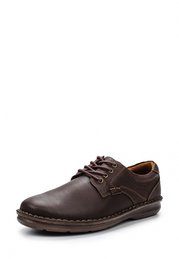 Туфли SHOIBERG 302-82-01-06 коричневые