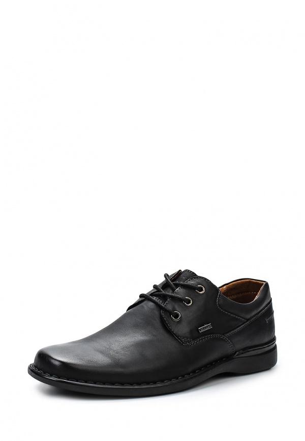 Туфли SHOIBERG 302-81-01-01 чёрные