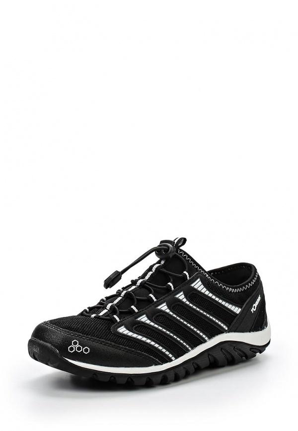 Кроссовки TORDIS 507-12-01-01 белые, чёрные