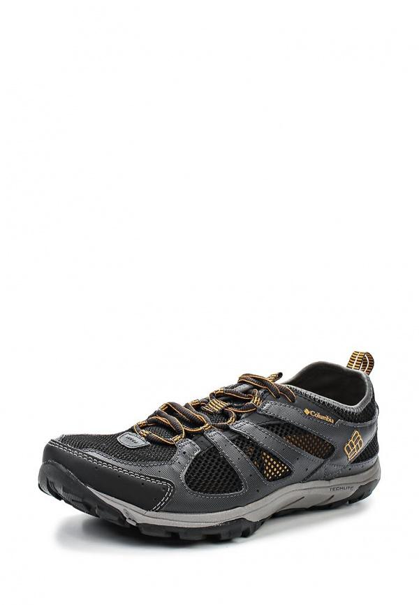 Ботинки Columbia BM3952 серые, чёрные