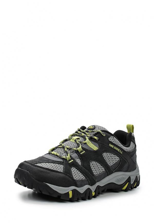 Кроссовки Merrell 65187 серые, чёрные