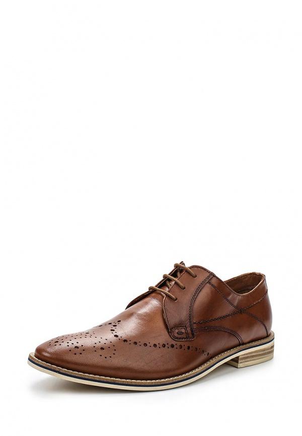 Туфли s.Oliver 5-5-13202-24 коричневые
