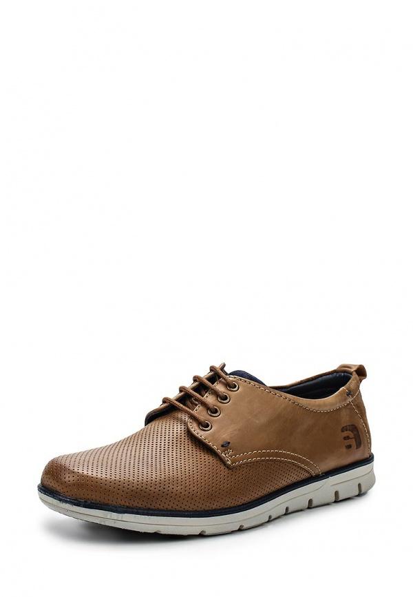 Ботинки s.Oliver 5-5-13207-24 коричневые