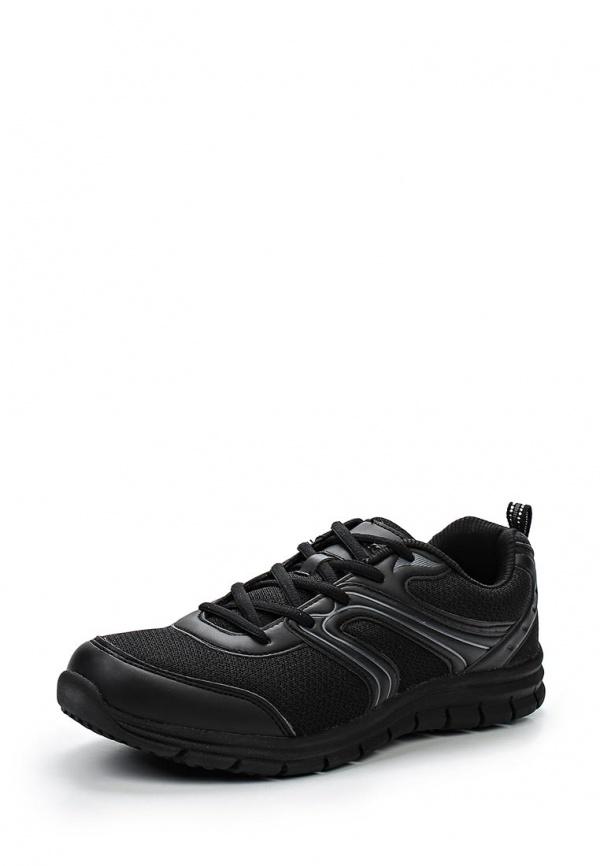 Кроссовки TORDIS 530-01-01-01 чёрные