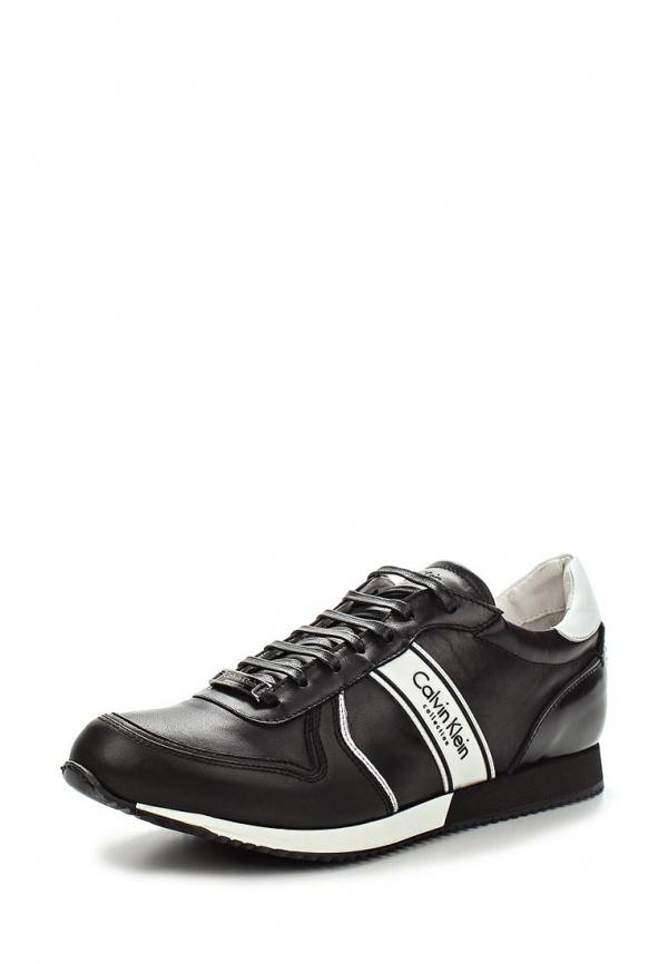 Кроссовки Calvin Klein Collection 5191 чёрные