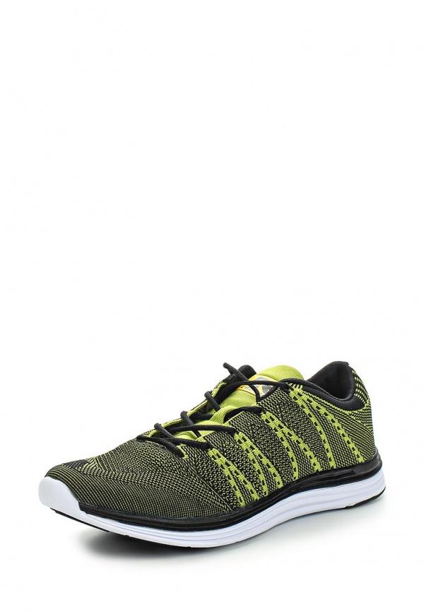 Кроссовки Crosby 457760/01-01-M зеленые, чёрные