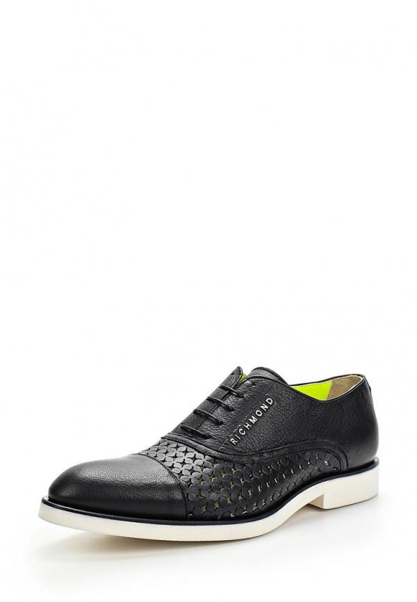 Туфли Richmond 5255 чёрные