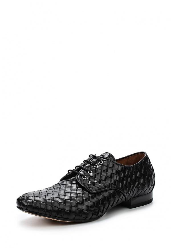 Туфли Roberto Botticelli RU13266 чёрные