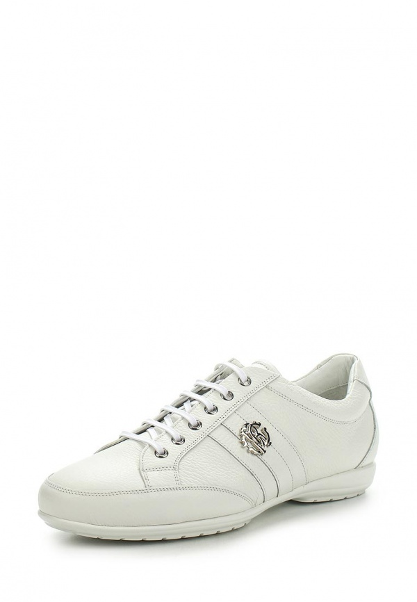 Кроссовки Roberto Cavalli 5445 белые