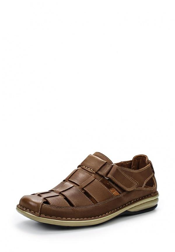Туфли SHOIBERG 302-29-4-2 коричневые