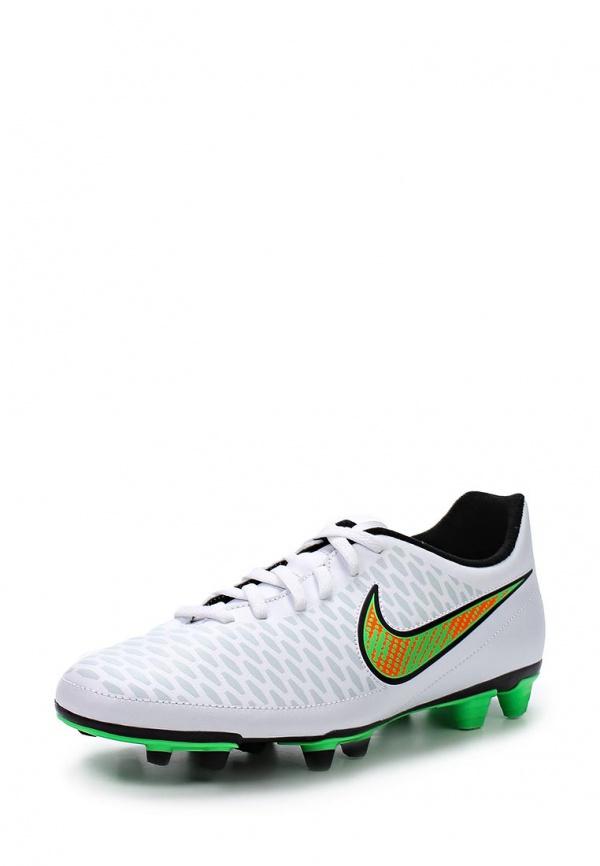 Бутсы Nike 651343-130 белые
