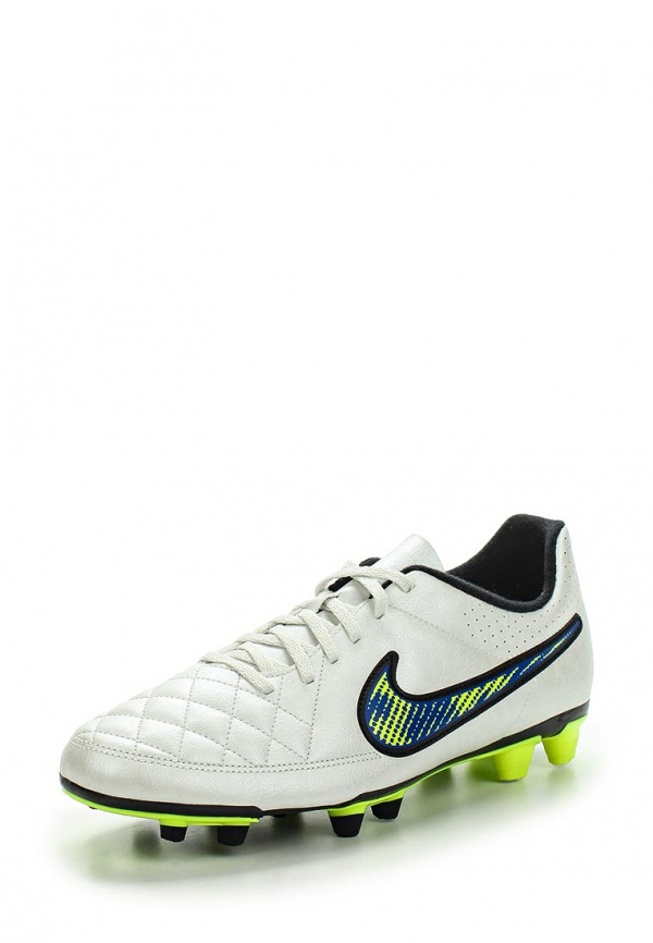 Бутсы Nike 631287-174 белые