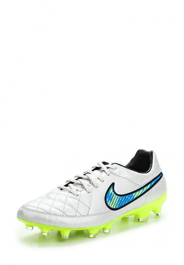 Бутсы Nike 631521-174 белые