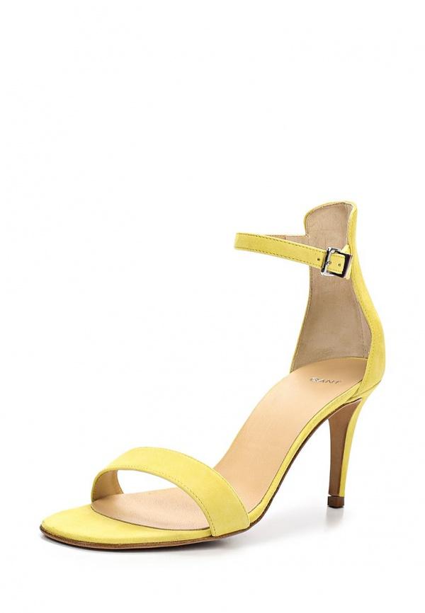 Босоножки Gant 8561153 жёлтые