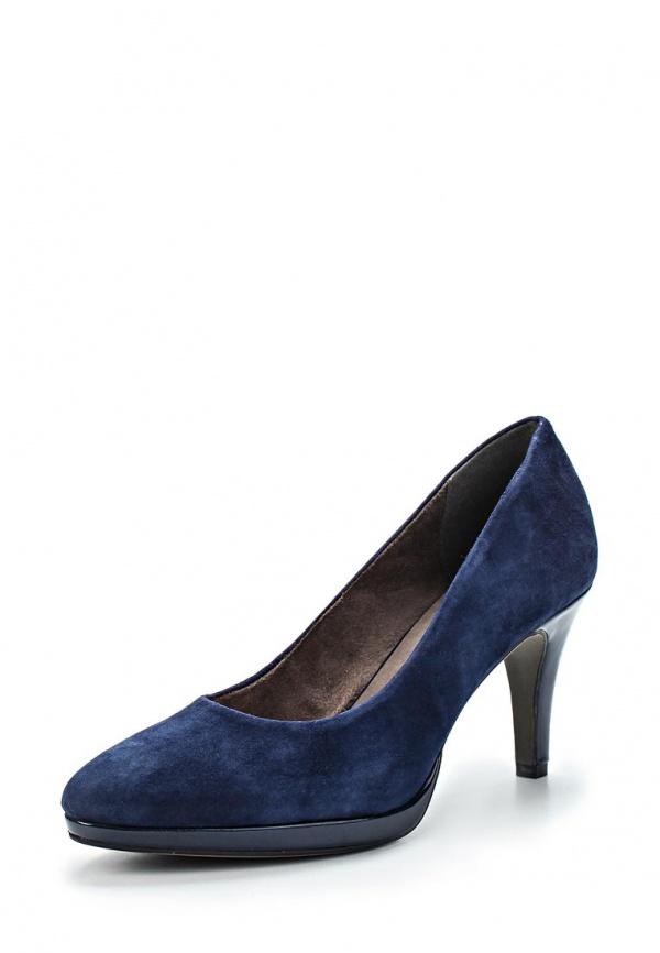 Туфли Tamaris 1-1-22405-24-884 синие