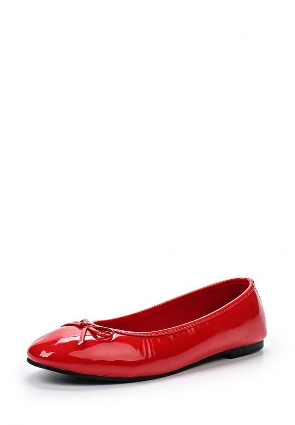 Балетки Ella Darcy красные