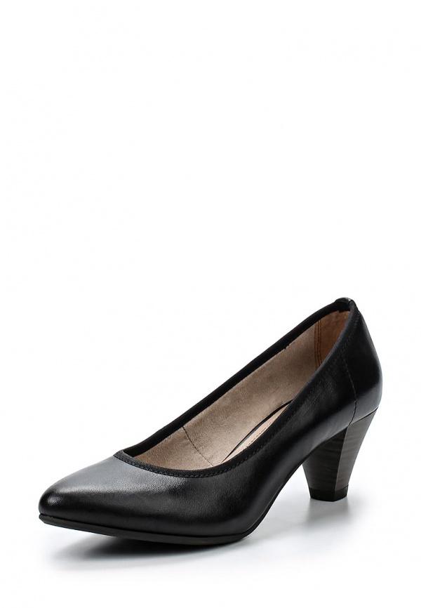 Туфли s.Oliver 5-5-22403-24 чёрные