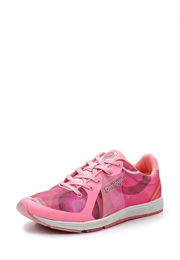 Кроссовки Desigual 50DS1A2 розовые