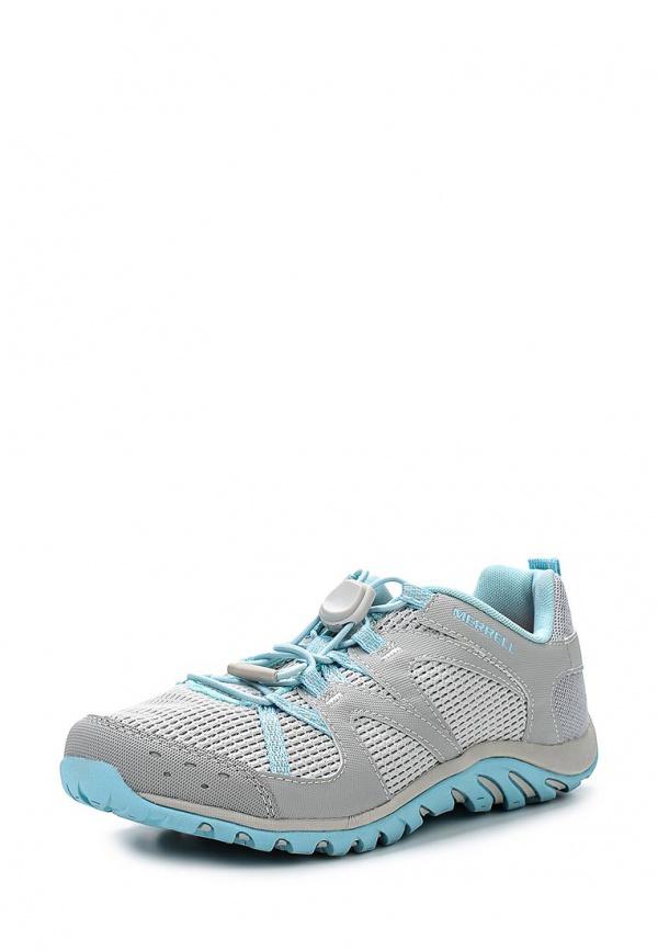 Кроссовки Merrell 223198C голубые, серые